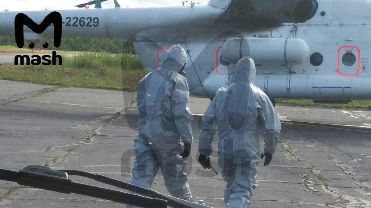 Взрыв в Архангельской области из-за радиации – госпитализация жертв
