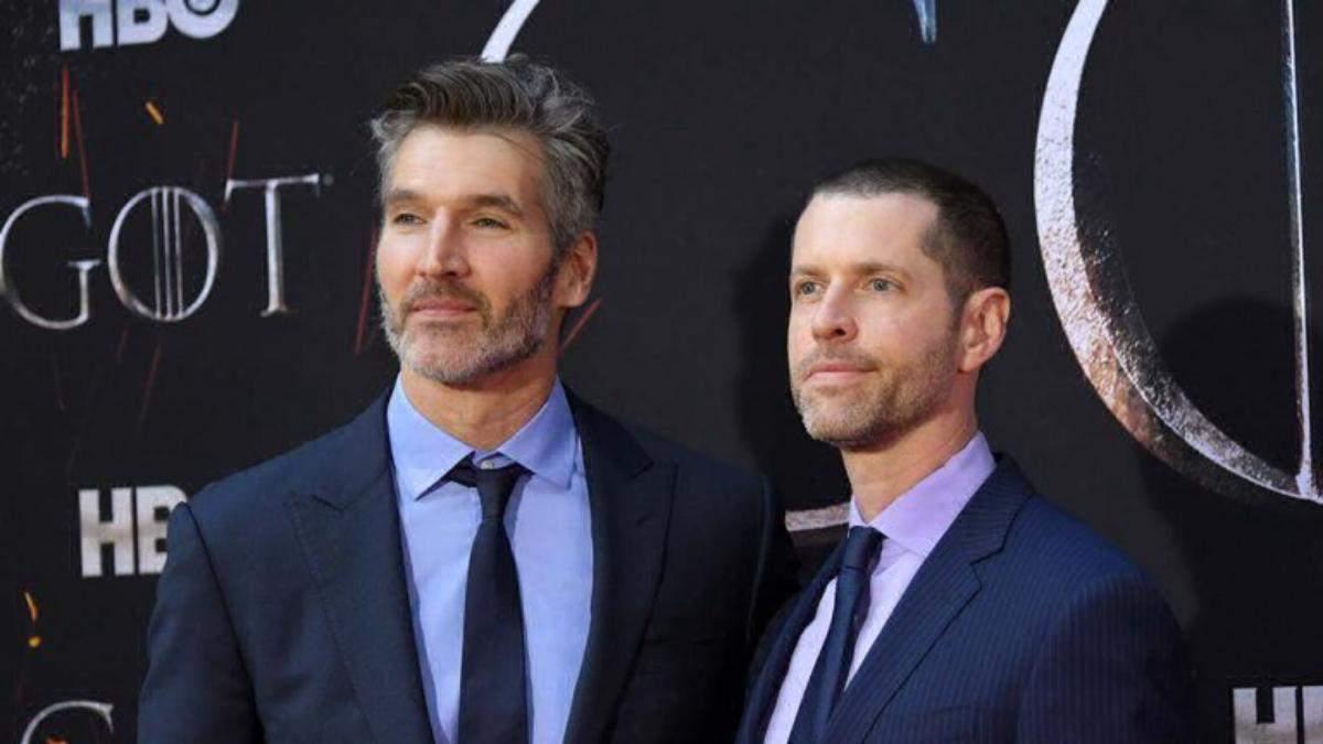 Девід Беніофф і Ден Вайс пішли з HBO