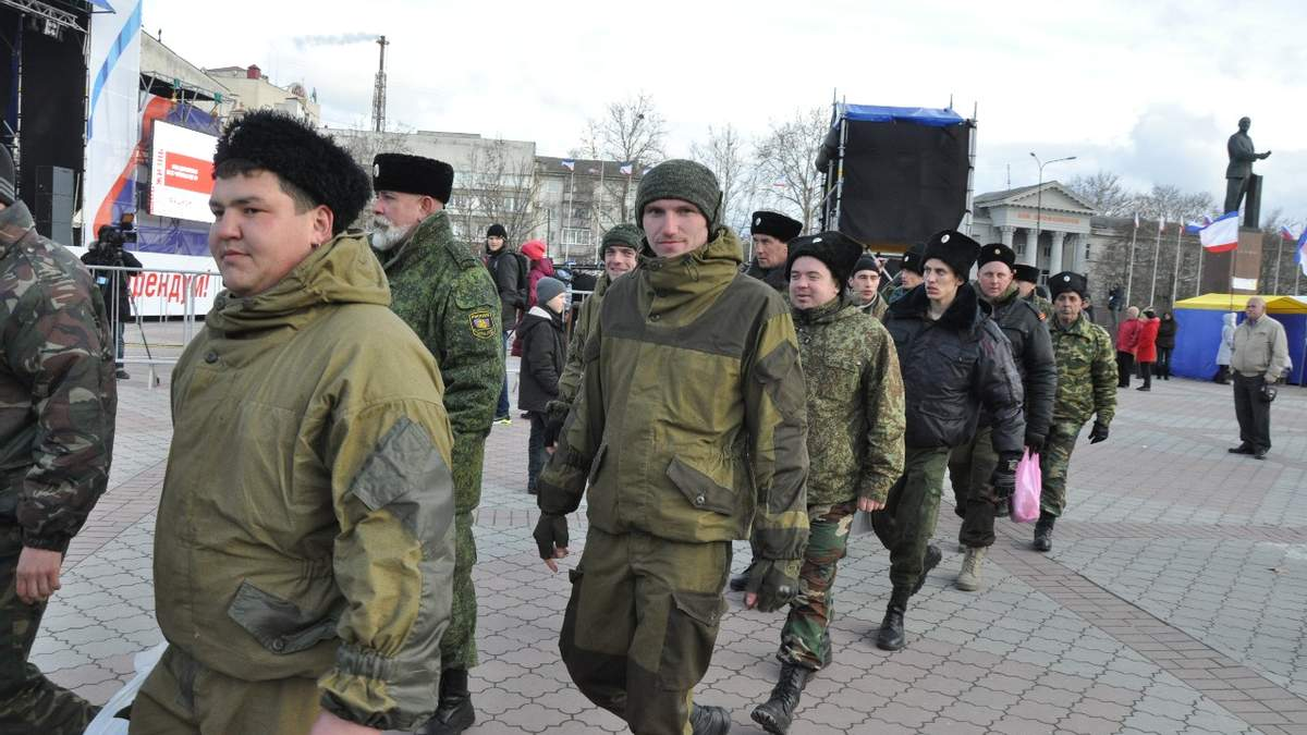 Росіяни масово переселяються до Криму