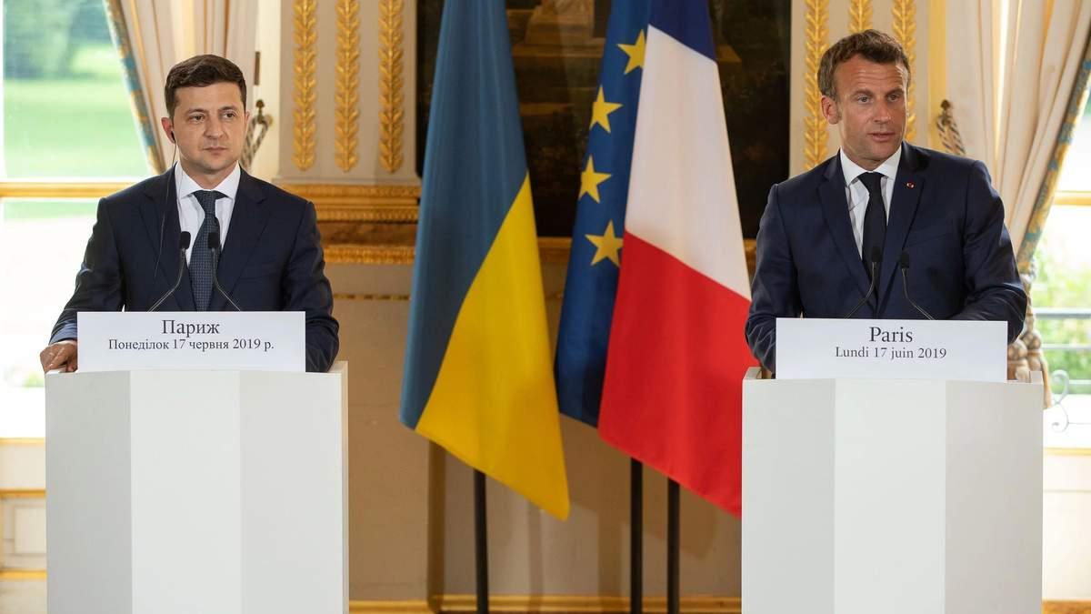 Появилась позиция Франции касательно предложения Зеленского по расширению нормандского формата