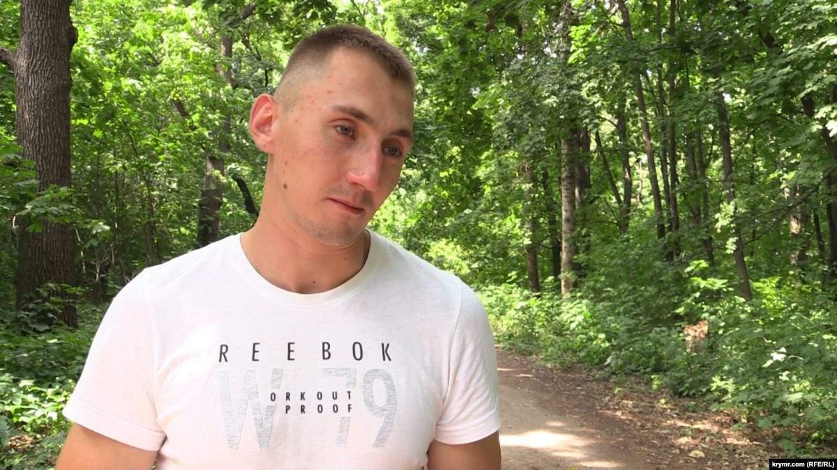 Політв'язень Олександр Стешенко розповів про страшні катування ФСБ Росії