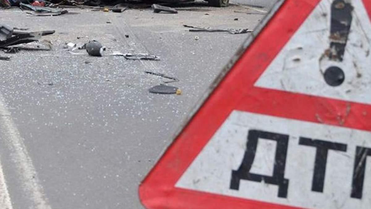 У аварії на Одещині загинули 4 людини: