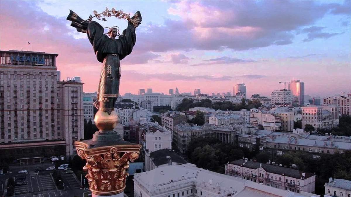 День Независимости Украины 2019 Киев – программа на выходные