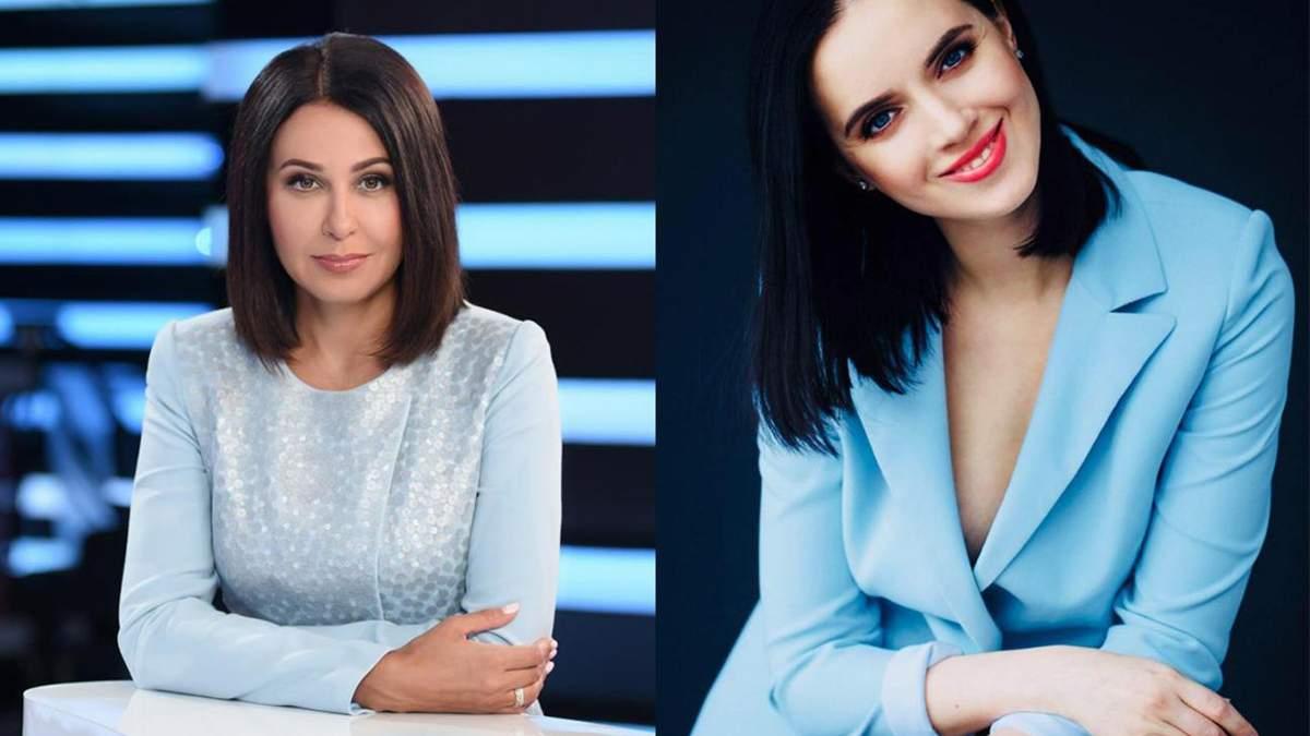 Наталья Мосейчук и Янина Соколова