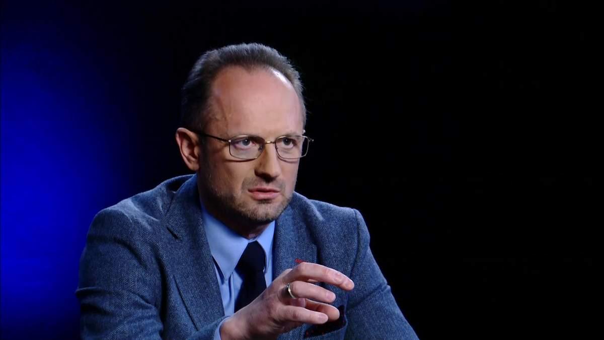 Бессмертный отреагировал на свое увольнение из переговорной группы в Минске