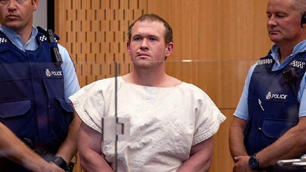 Кровавый теракт в Новой Зеландии: подозреваемый убийца отправил письмо в Россию