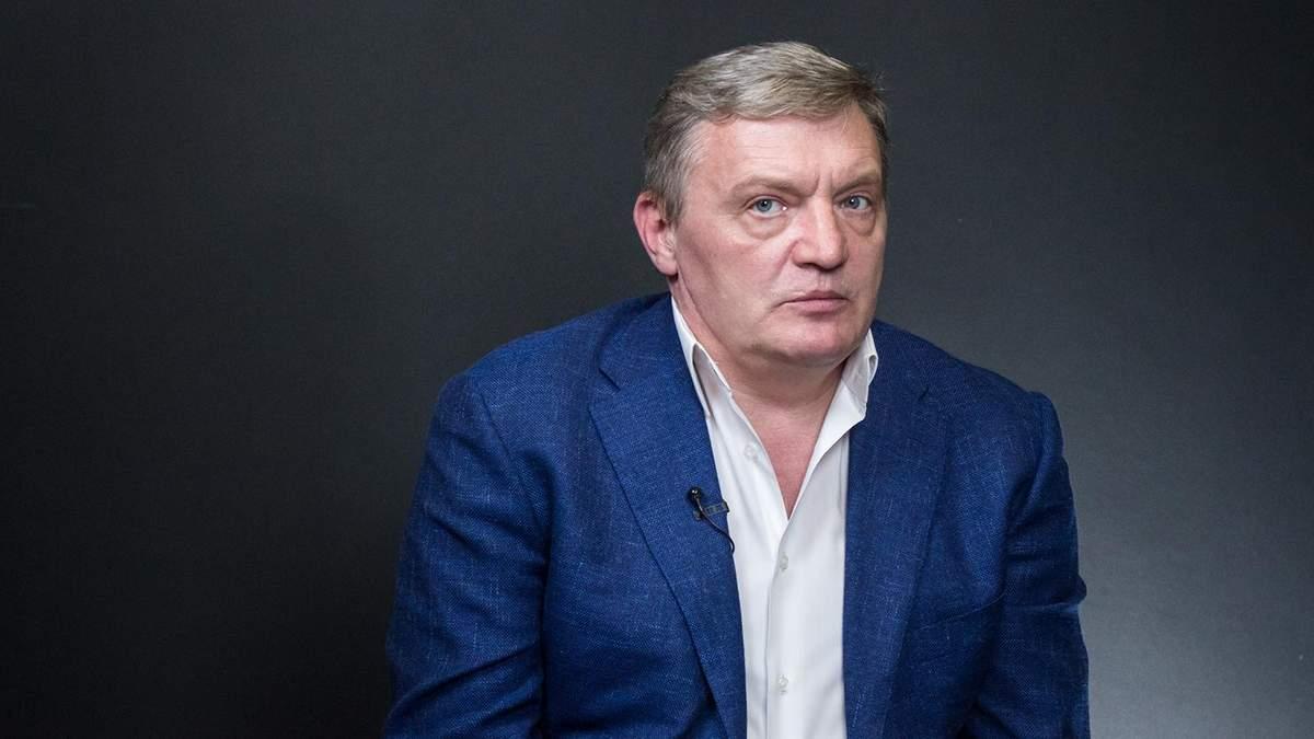 Юрій Гримчак – біографія, хто такий екс-нардеп Гримчак