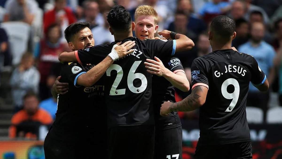 Манчестер Сіті – Тоттенхем: де дивитися онлайн 17 серпня 2019 ▷ АПЛ
