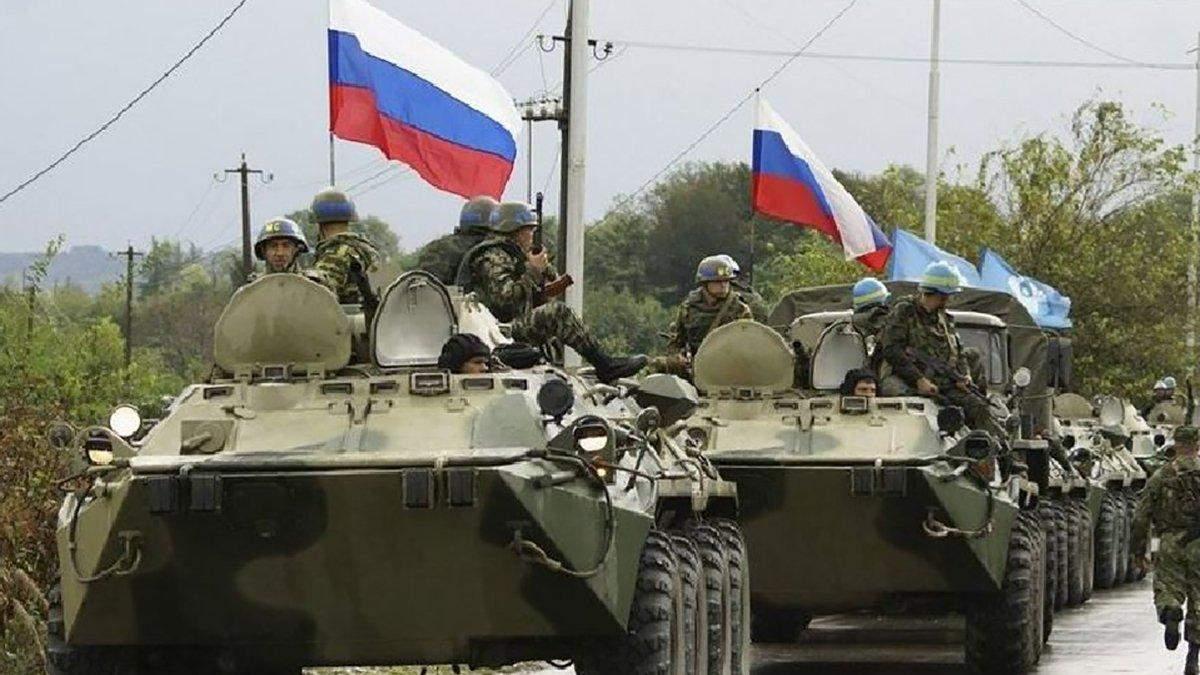 Росії вигідне загострення ситуації на Донбасі
