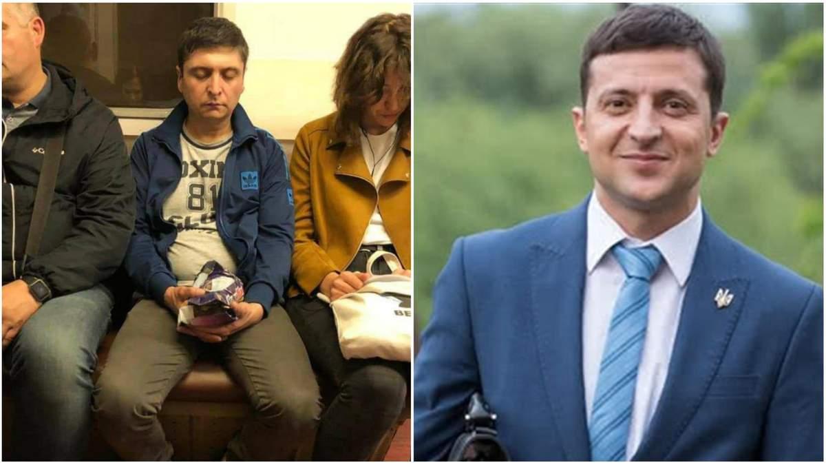 Нашли двойника Зеленского: веселая подборка двойников политиков