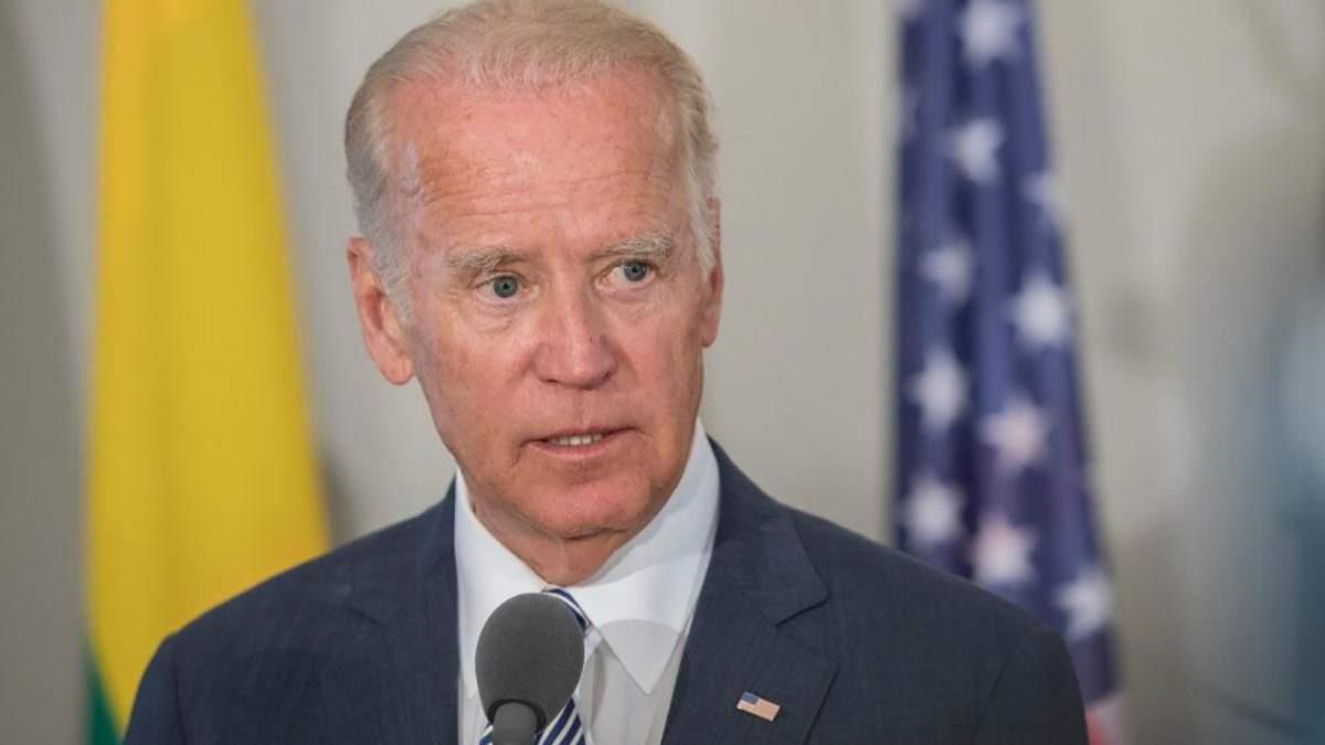 Байден прокоментував допомогу Україні у разі обрання президентом США