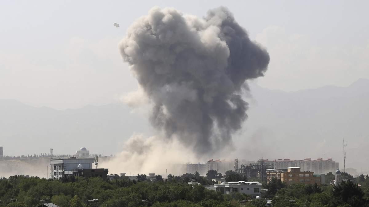 Мощный взрыв прогремел на свадьбе в Афганистане: погибли 63 человека