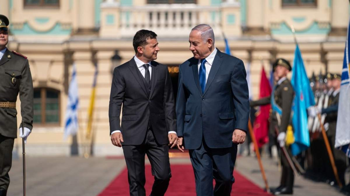 Зеленський закликав Ізраїль визнати Голодомор геноцидом українського народу