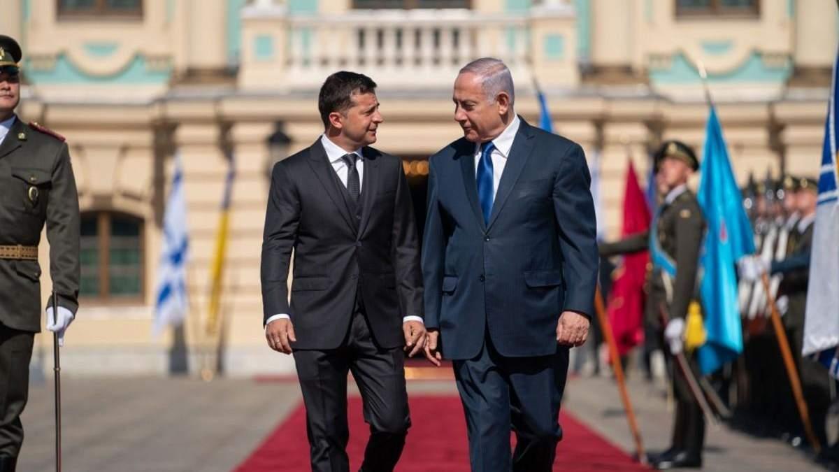 Зеленский призвал Нетаньяху признать Голодомор геноцидом украинского народа