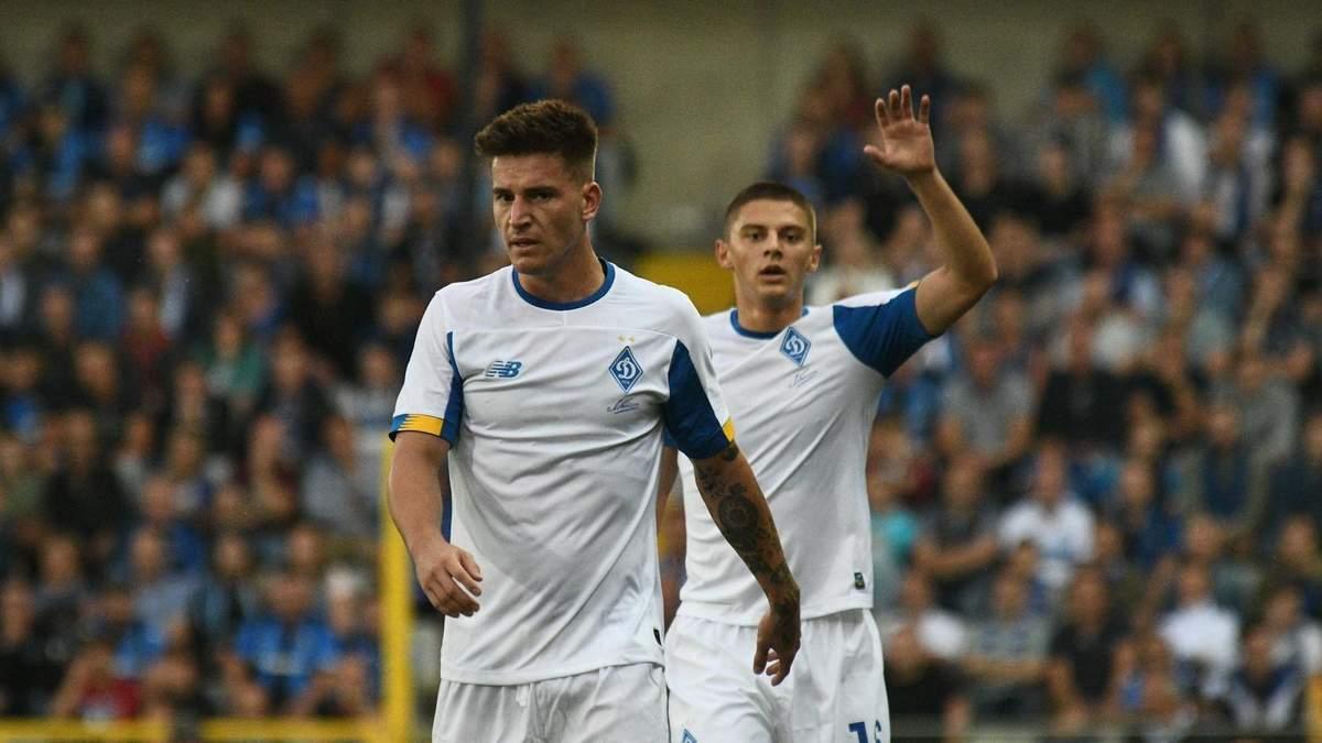 Динамо – Олімпік дивитися онлайн матч 24 серпня 2019 – УПЛ