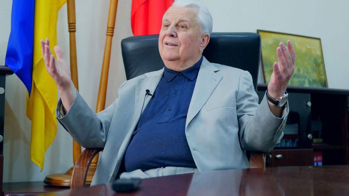 Поставили перед выбором, – Кравчук о том, почему Украину заставили отказаться от ядерного оружия