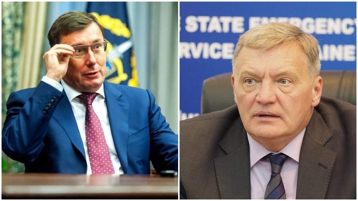 Затримання Гримчака: що пов'язує посадовця з Луценком