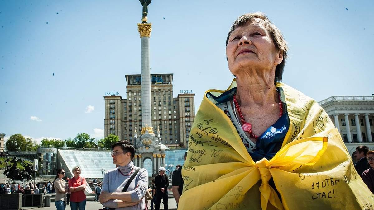 Громадянка України