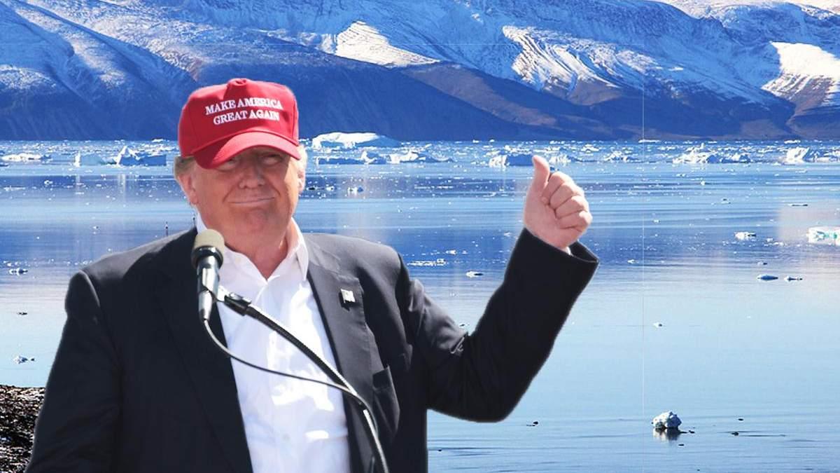 Зачем Трампу Гренландия – почему Трамп хочет купить Гренландию
