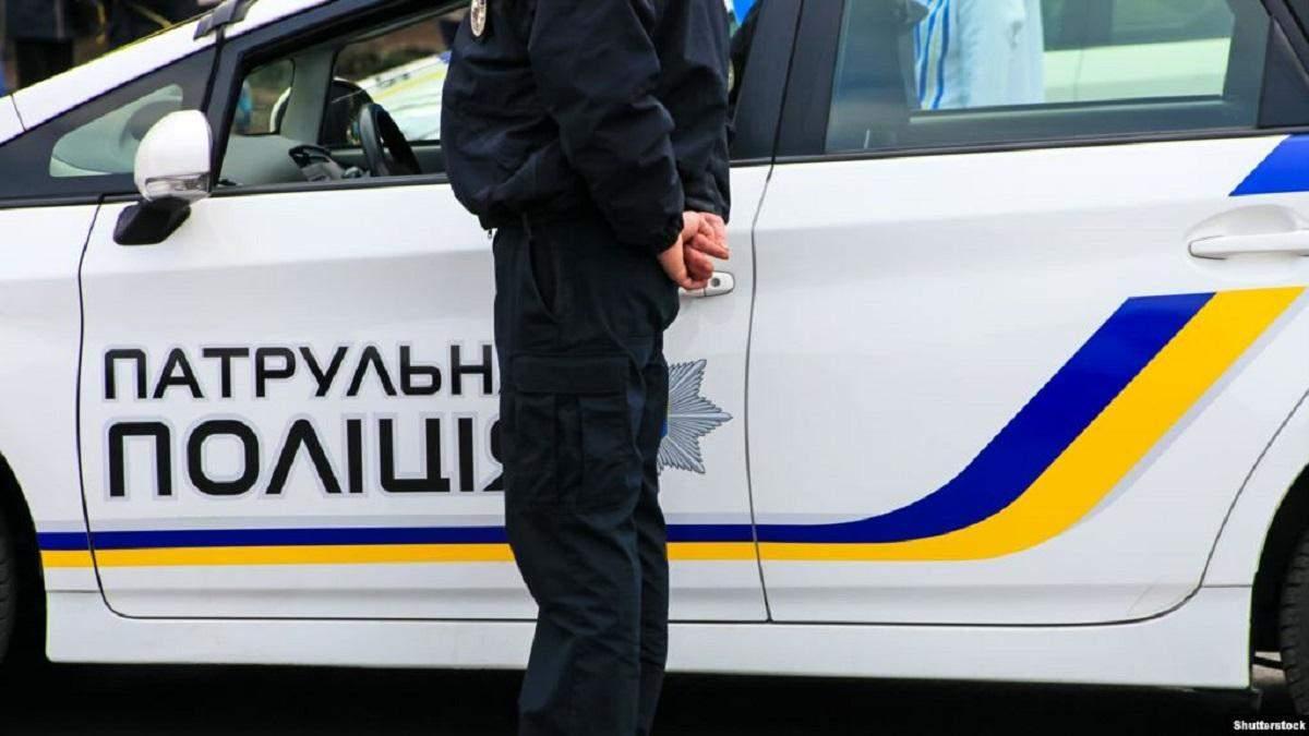 ДТП в Києві, Дніпровська набережна – відео ДТП з тещею Притули