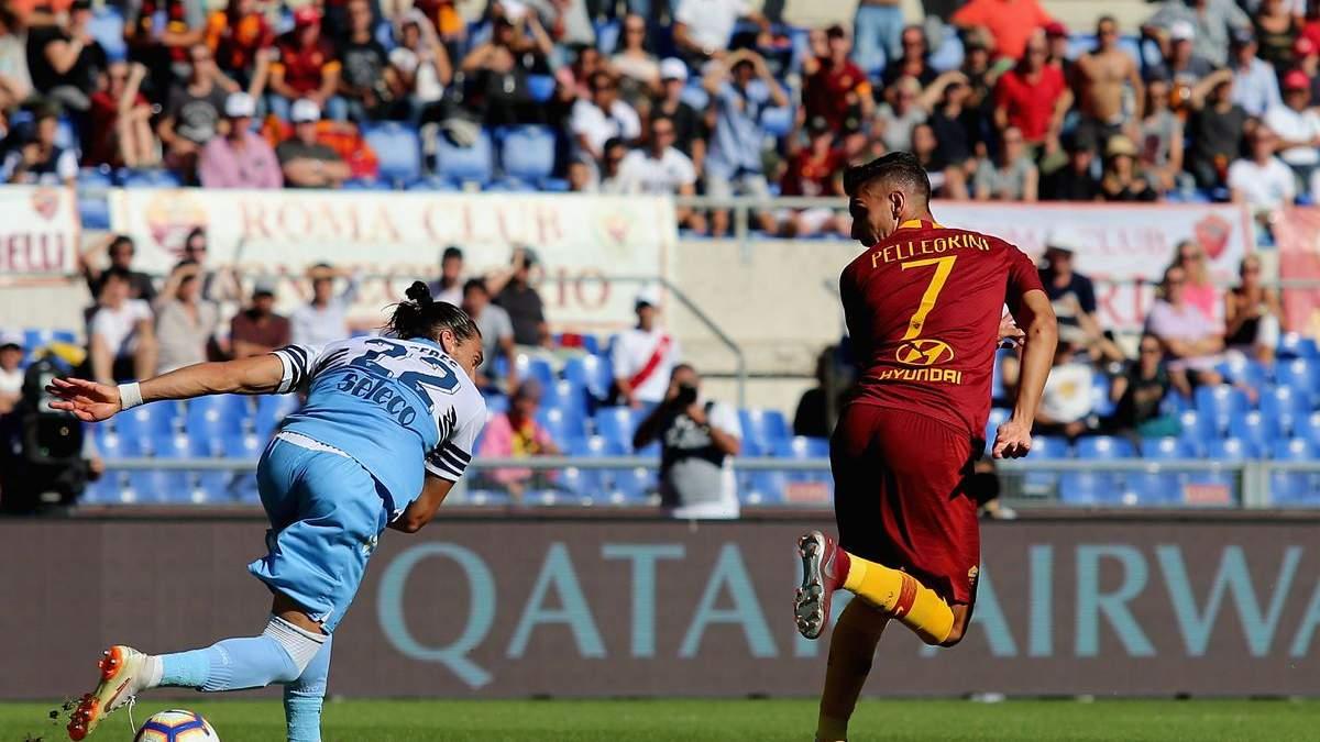Лаціо – Рома ▷ огляд і рахунок матчу 1 вересня 2019 – Чемпіонат Італії
