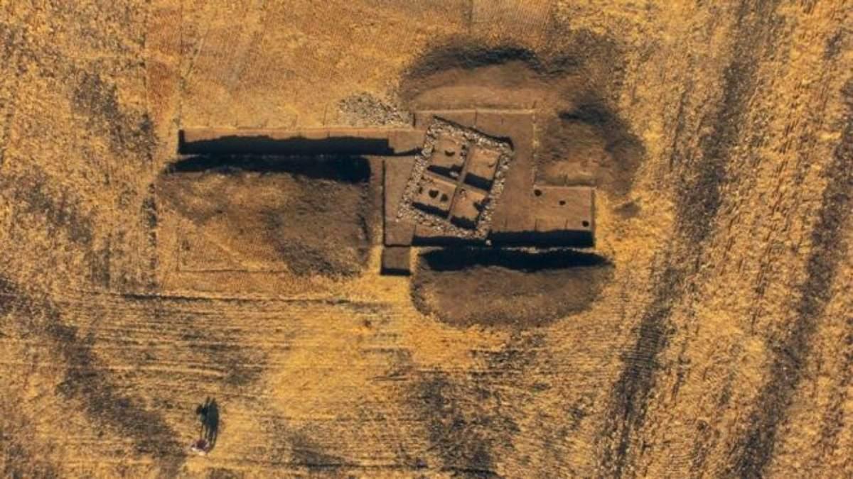 Споруда часів Римської Імперії
