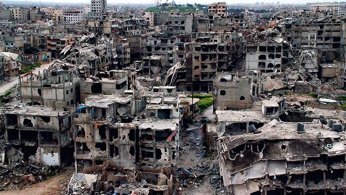 Росія обстріляла мирне населення у Сирії: загинули діти