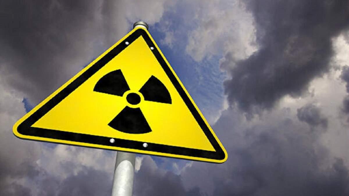 Вибух і радіація в Росії