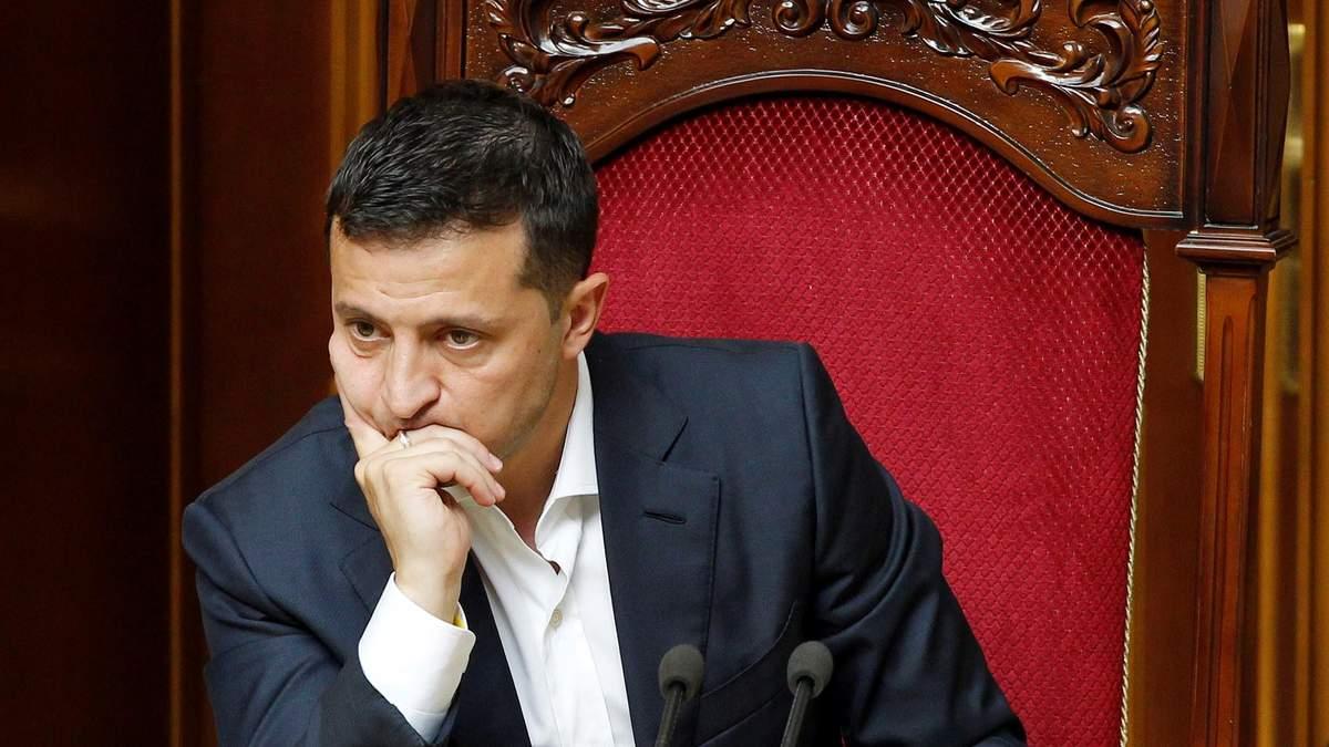 Снятие депутатской неприкосновенности в Украине 2019 – Верховная Рада