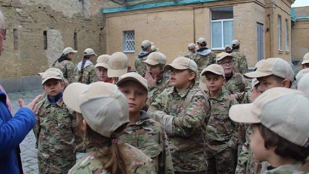 Военно-патриотическое воспитание для детей