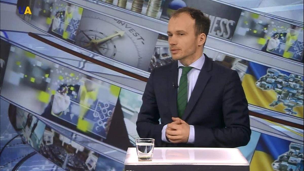 Денис Малюська проголосовал за назначение себя министром юстиции