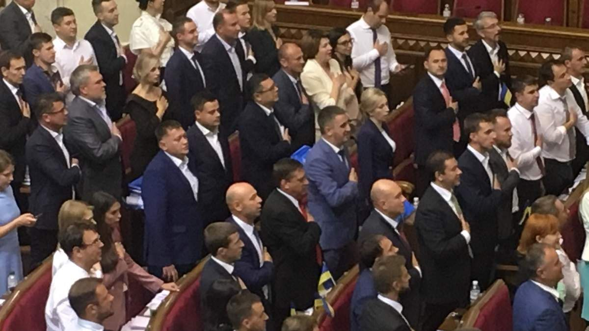 Зеленский обозначил неотложными 66 законопроектов: Рада поддержала все – перечень