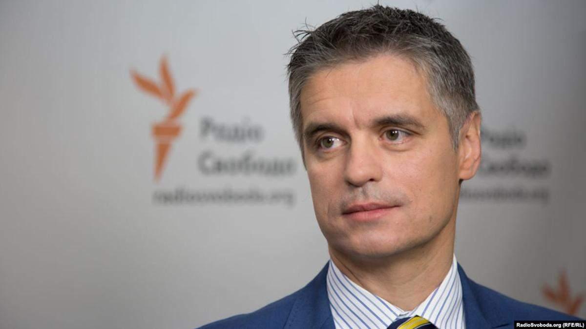 Новий глава МЗС Пристайко озвучив пріоритети зовнішньої політики України