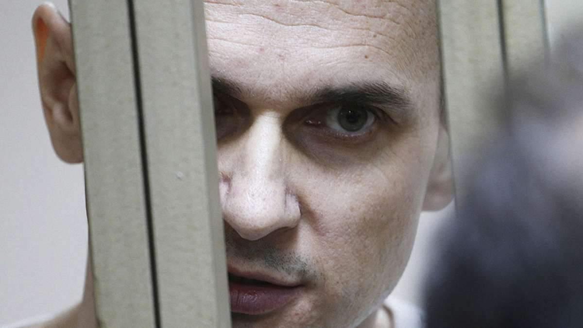 Олег Сенцов до сих пор в Бутырском изоляторе