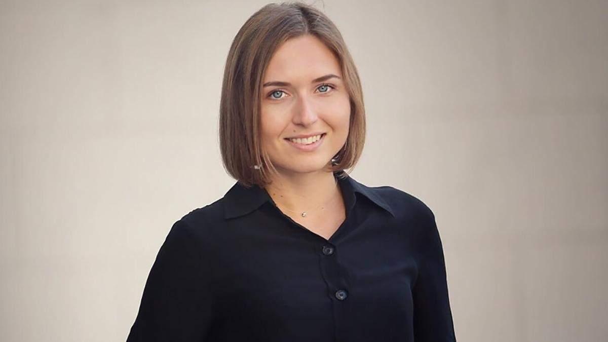 Анна Новосад – биография екс министра образования Украины