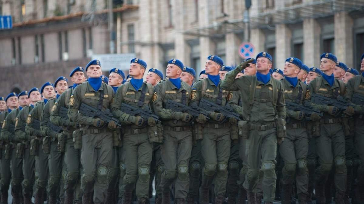 Зеленський зареєстрував законопроект, що виведе Нацгвардію з під контролю МВС