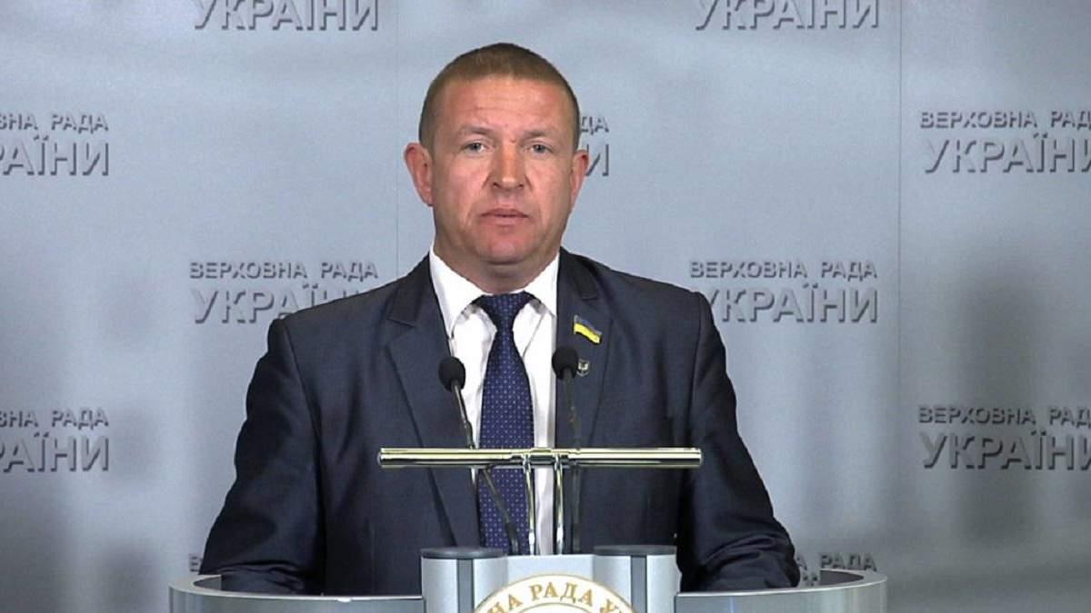 Михаил Бондарь попал в тяжелое ДТП на Житомирщине