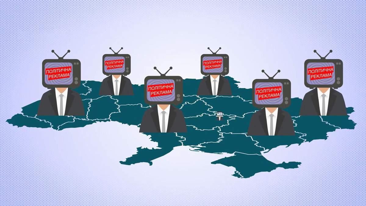 Каким каналам доверяли избиратели разных партий