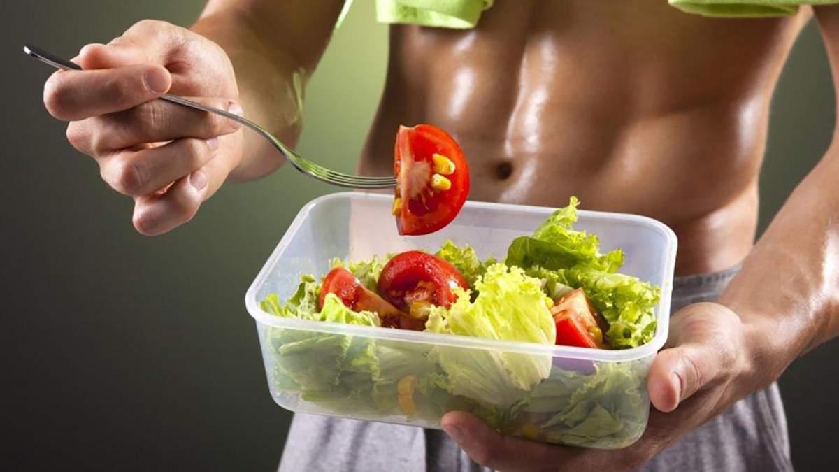 Поради спортсменів: топ-5 правил правильного харчування