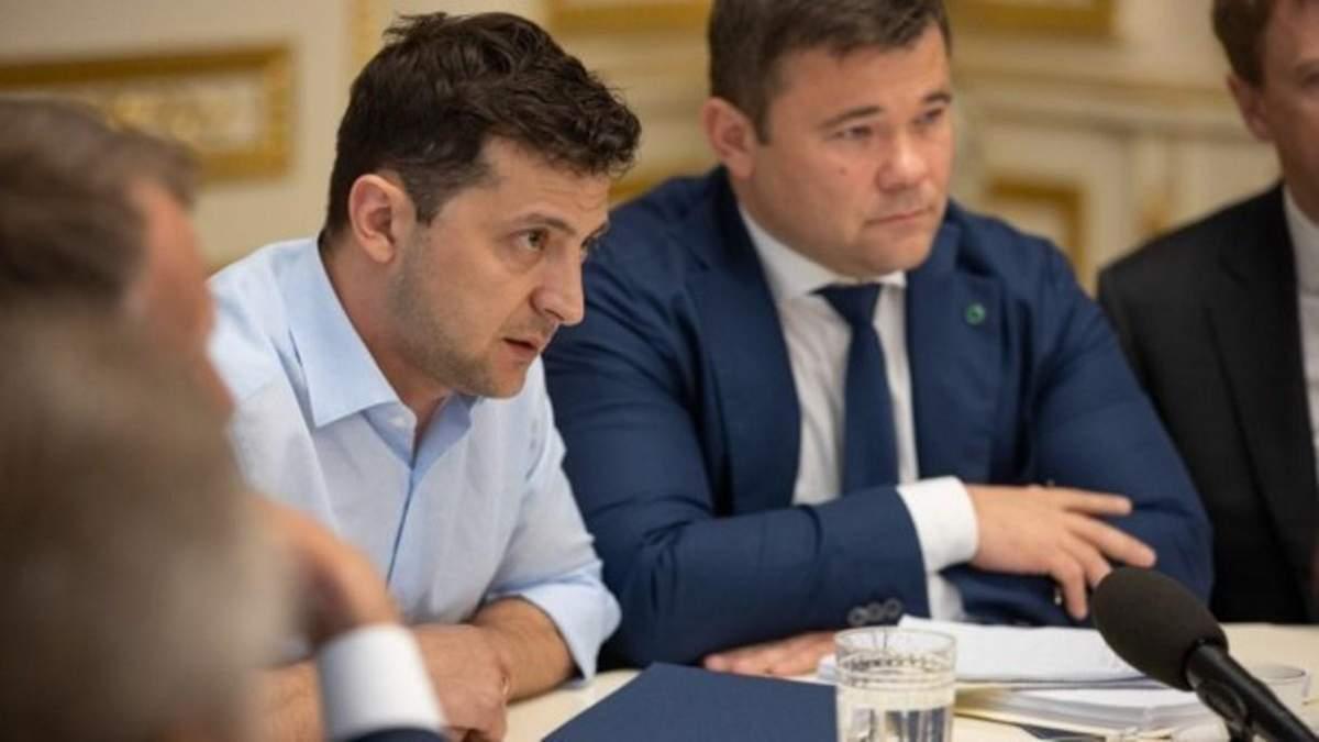 Зеленский впервые прокомментировал отсутствие Богдана в День Независимости