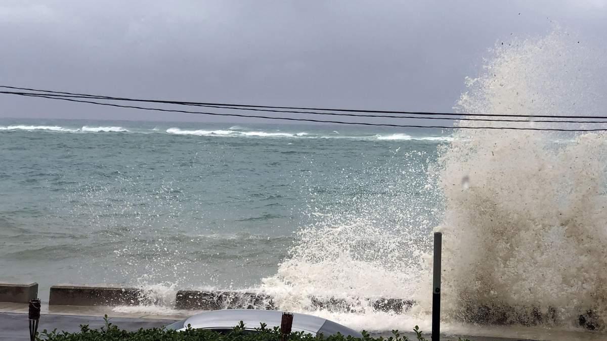 Ураган Доріан зараз – відео урагану на Багамах