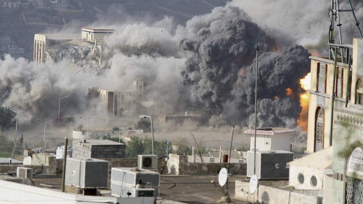 Авиаудар коалиции в Йемене уничтожил местную тюрьму: погибли более 100 человек