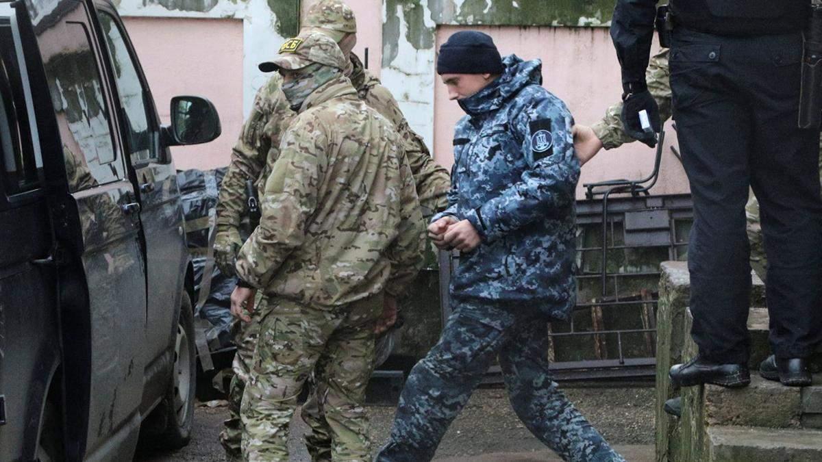 Згодом відбудеться обмін полоненими між Україною та РФ