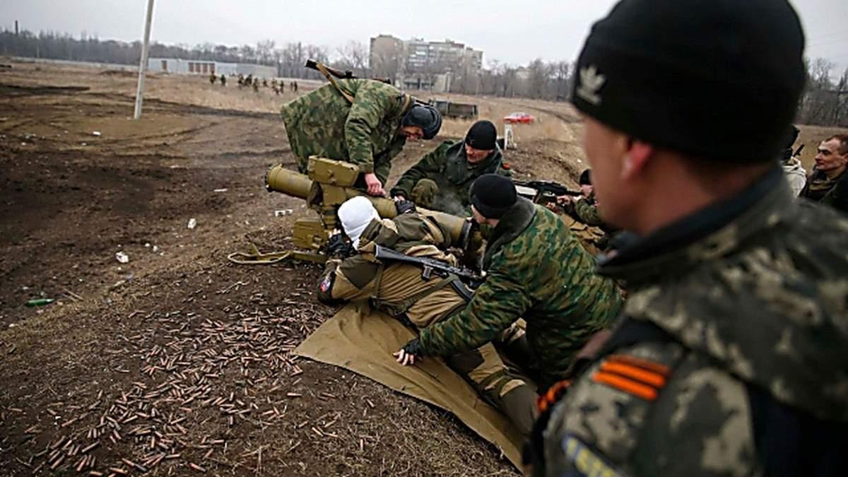 Найгарячіші точки Донбасу за минулу добу