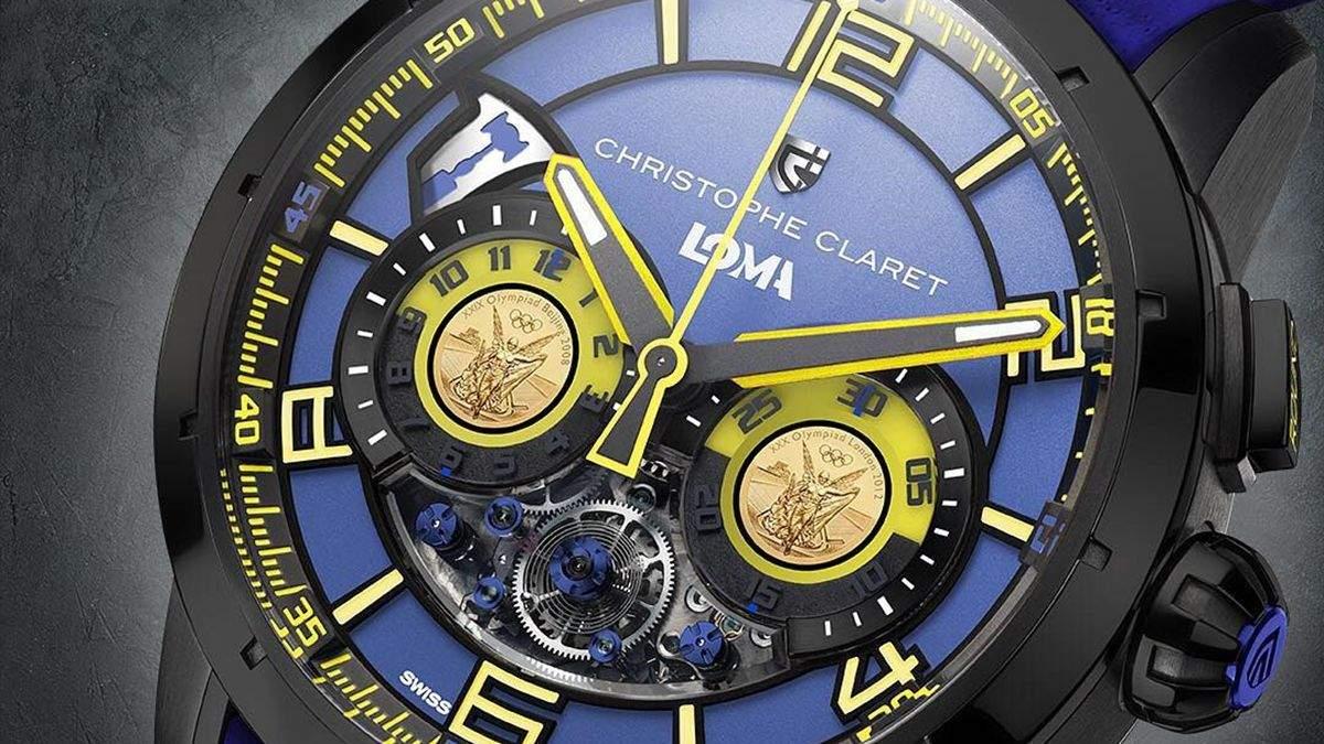 Ломаченко після бою проти Кемпбелла отримав іменний годинник та подарував його батькові: відео