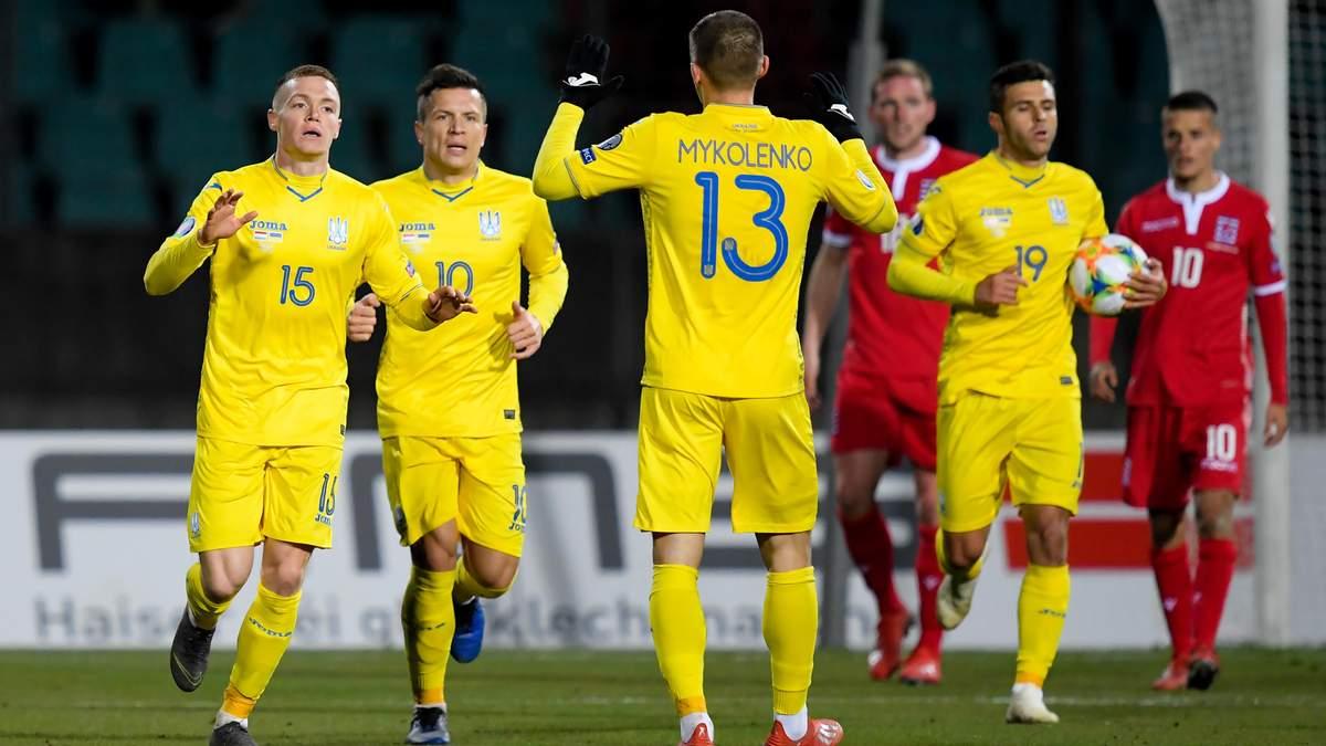 Литва – Украина: анонс матча 7 сентября – Евро 2020