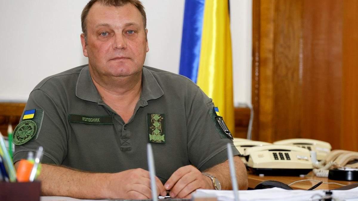 До 2020 года состоится распределение должностей начальника Генштаба и командующего ВСУ, – Колесник