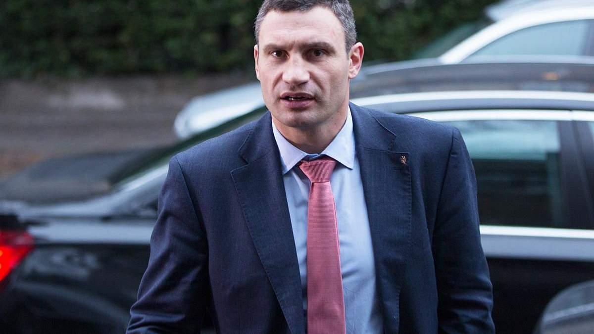 Кабмін погодив звільнення Кличка з посади голови КМДА