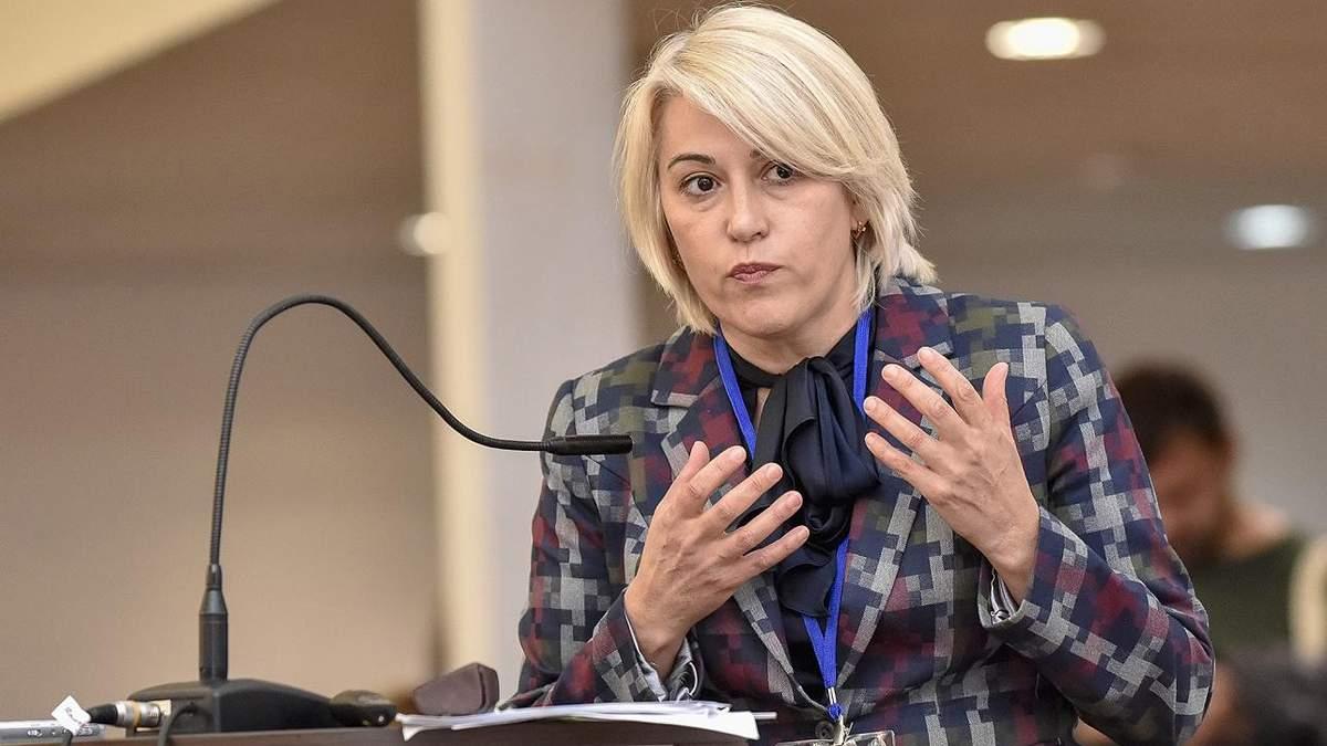 Альона Бабак розповіла, як працювати її міністерство