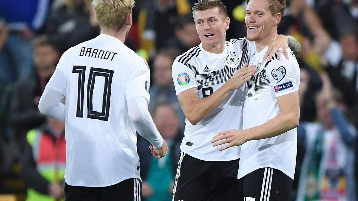 Квалификация Евро-2020: результаты матчей 9 сентября